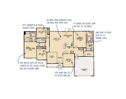 dual master bedroom floor plans beverly a dual master suite house plan schumacher homes