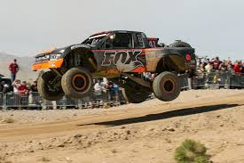 history trophy truck