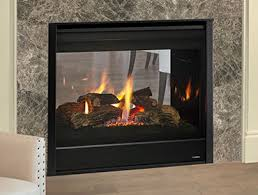 Gas Fireplace Flue by See Through Gas Fireplace Small Gas Fireplaces Heatilator