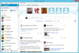 skype 6 0 for mac and windows released adds messenger and