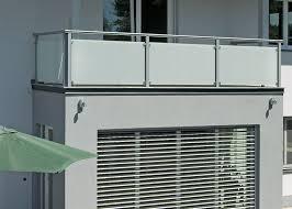 balkon glasscheiben alu design alu glas leeb balkone und zäune