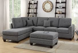 Sectional With Ottoman Alcott Hill David Reversible Sectional With Ottoman Reviews