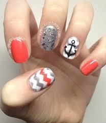 45 chevron nail art ideas art and design