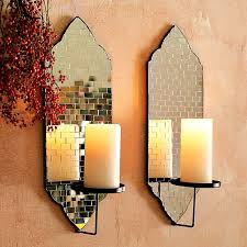 Mosaic Wall Sconce Dose Of Design My Purchase Mosaic Sconces