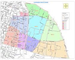 Calcutta India Map by Kolkata Traffic Police