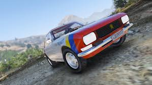 peugeot 504 coupe 1976 peugeot 504 coupé add on replace gta5 mods com