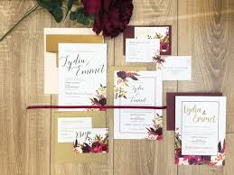 wedding invitations kerry boho chic wedding invitation by all you need is kerry ireland