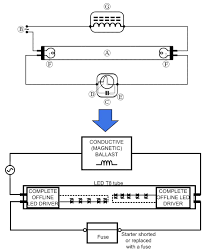 fluorescent lights wiring diagram parallel pressauto net and in
