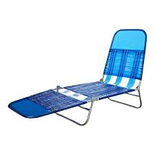Pvc Lounge Chair Sommersault Assorted Banana Sunlounge Bunnings Warehouse