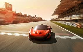 concept mclaren cars concept mclaren p1 motion blur orange supercars walldevil