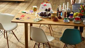 vitra eames dsw chair