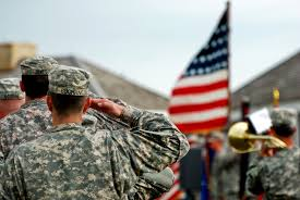 Us Military Flags A Salute To Patriots Fja News