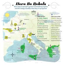 Italy Wine Regions Map Best New Wine Guide Gq