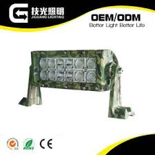 battery powered light bar china battery powered 7inch 36w camouflage cree car led light bar