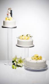 3 tier wedding cake stand beautiful banana design acrylic three tier cake stand