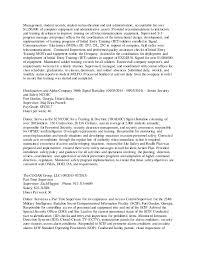 Army 25b Resume Nicolas Cooper Federal Resume