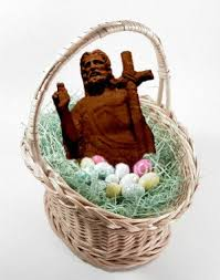 christian easter baskets of jesus found in a kit chocolate bar page 4