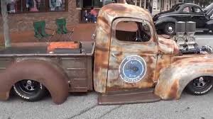 Vintage Ford Truck Forum - 1948 international rat rod custom built truck youtube
