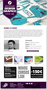 Preferidos Design Grafico - Newsletter - Beautiful Email Newsletters #DI32