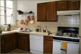 Kitchen Cabinet Gel Stain Old Kitchen Cabinets Before And After Gel Staining Cabinets