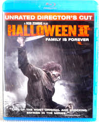 rob zombie halloween ii family is forever blu ray movie movie