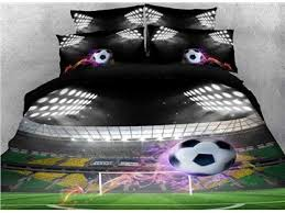 Soccer Comforter Unique Design 3d Bedding U0026 3d Comforter Covers Sets Online Sale