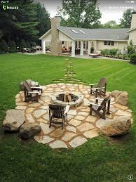 creative outdoor landscaping decor and entertaining ideas