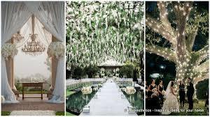 Indoor Garden Decor - wedding venue indoor garden decor at ideas indoor garden wedding
