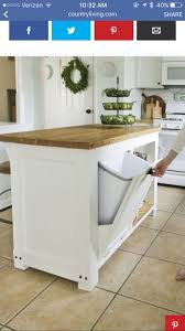 best 25 hidden trash can kitchen ideas on pinterest wooden