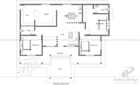 Traditional Floor Plan 1635 Sq Ft Modern And Traditional Home U2013 Kerala Home Design