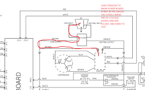 wiring diagram of frost refrigerator diagram wiring diagrams for