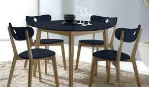 table avec chaise encastrable table ronde avec chaises table a manger avec chaise encastrable