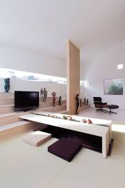 japanese style dining tables with interior design identity