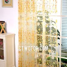 Sheer Curtains Orange Captivating Sheer Curtains Orange Ideas With And Orange Cheap