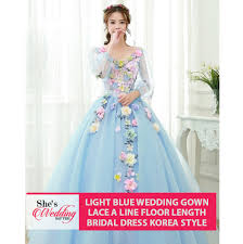 wedding dress malaysia buy wedding gown malaysia for sale light blue lace dress she s