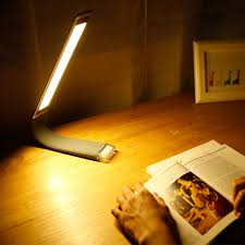 amber led book light bestek led book light l desk table adjustable usb lights flexible