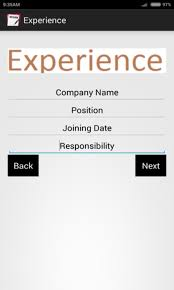 Pro Resume Builder Resume Builder Pro Android Apps On Google Play