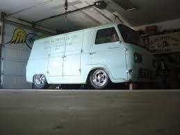 Vintage Ford Econoline Truck - vintage van company poochie vintage econoline custom van build blog