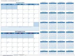free excel calendar templates template 2017 ic academic 2018 saneme