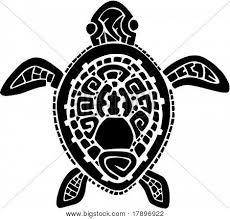 turtle tribal tattoo images illustrations vectors turtle