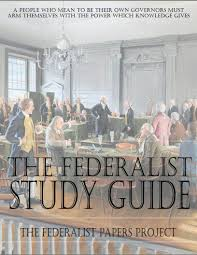 federalist papers study guide federalist 1