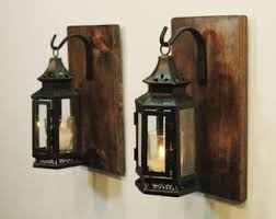 Farmhouse Wall Sconce Farmhouse Decor Etsy