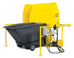 cart lifters toter