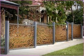 decorative metal fence panels gates fence metal