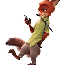 wholesale free shipping 2016 new movie zootopia nick wilde cosplay