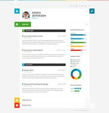 Online Resume Template by 56 Best Resume Templates Images On Pinterest Resume Templates