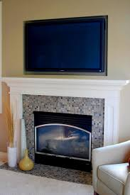 18 tv over gas fireplace ideas stylish design thebusylife us