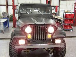 jeep cj grill logo rudy s classic jeeps llc sold 1 20 2014 85 jeep cj7 laredo