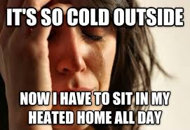 So Cold Meme - how i see everyone complaining about the cold meme guy