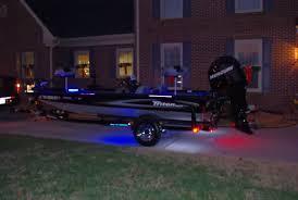 bluewater led lights u0026 boat u0026 trailer east tennessee fishing